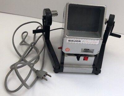 Винтажные Vintage BAUER 8mm Film Projector