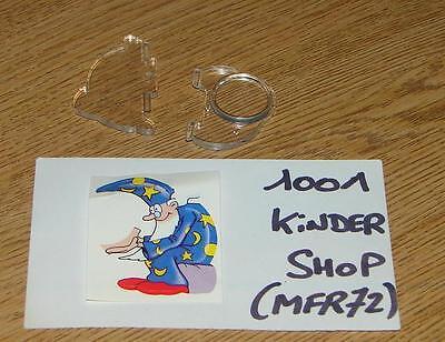 KINDER 2S-15 TOUR DE MAGIE MAGIC LESSONS SPIELZEUG + STICKERS