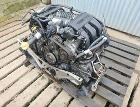 Porsche 911 996 3.4L Engine Complete M96.01