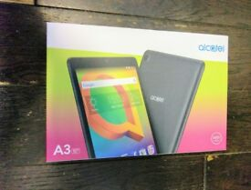 """ALCATEL A3 10.1"""" ANDROID TABLET 16B - BRAND NEW"""