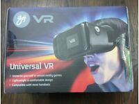 GOJI UNIVERSAL VR HEADSET - BRAND NEW