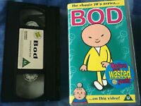 BOD Episodes 1-13 PAL VHS in MINT CONDITION