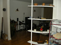NDG Large Bright 3.5 Apartment in Well Maintained Building
