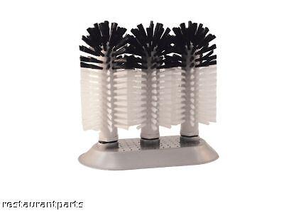 Brush Bar Glass Washer Manual 3 Head New 83157