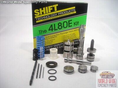 GM 4L80E Transmission Shift Correction Kit 1991-UP (with Superior Updates)
