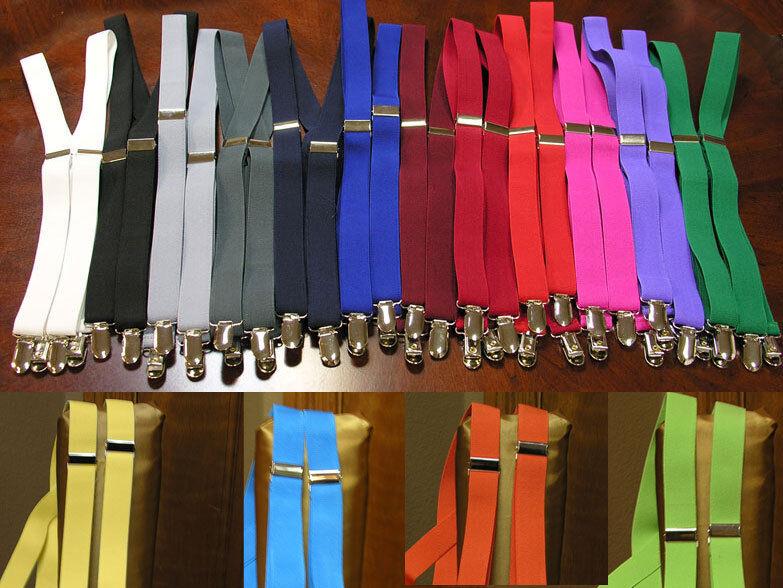 Suspenders Men