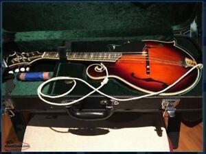 Washburn Jethro Burns F-style Mandolin