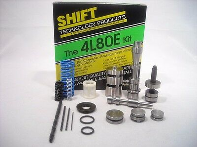 4L80E Transmission Superior Shift Correction Kit / Valve Body Upgrade  (S34165E)