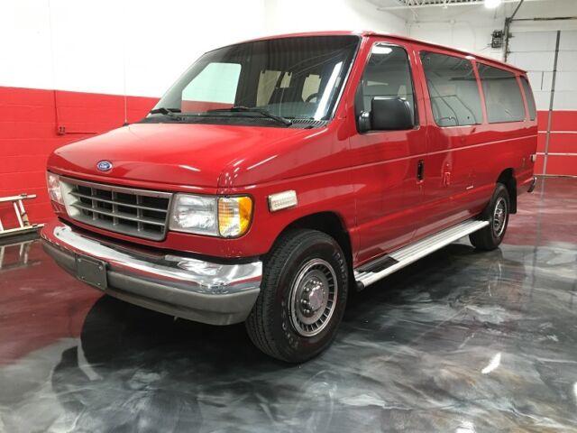Imagen 1 de Ford E-series Van red