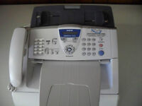 Brother All-in-One Laser Printer-Print/Fax/Copy, w/Sealed Toner