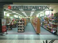 URGENT -Customer service - Sales-Cashier , bilingual