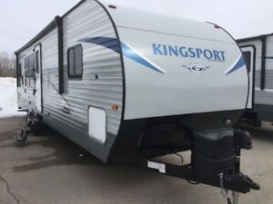 New 2019 Gulf Stream Kingsport 299 SBW Travel Trailer