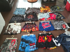 Rock and Roll Boxers