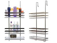 shower storage basket caddy