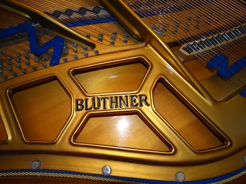 Mint Bluthner Model 10 Baby Grand | Free UK Delivery