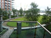River views, Modern Studio apartment, gym, swimming pool, concierge, 5 minutes to Canary Wharf