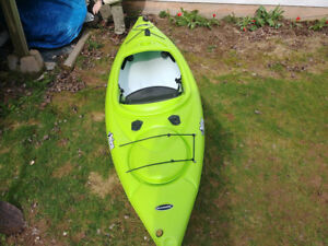 Pelican Peak 10' Fishing Kayak