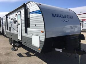 New 2019 Gulf Stream Kingsport 268BH Travel Trailer