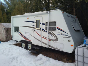 21 Foot R-vision Travel Trailer