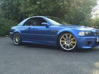 BMW E46 M3 SMG (HARDTOP) INDIVIDUAL FACELIFT