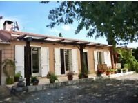 Beautiful 3Bed Villa With 1850m2 of Land