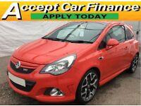 Vauxhall/Opel Corsa 1.6i 16v FROM £51 PER WEEK.