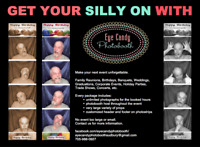 Eye Candy Photo Booth - for the most fun ever !!!