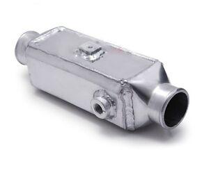 Universell Wassergekühlter Ladeluftkühler aus Alu Aluminium Wasser gekühlt Turbo