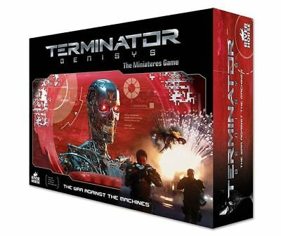 Warlord Games Terminator Genisys The War Against the Machines Kyle Reese Game ()