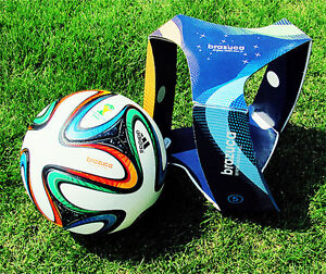 NEW 2014 World Cup FIFA Brazuca Official Match Ball Soccer Football Size5 In box