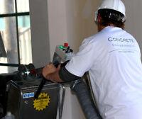 Concrete Polishing Tradesman