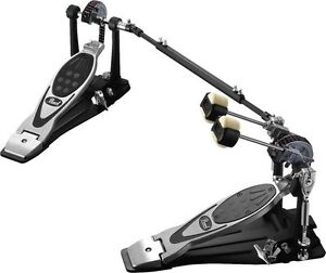 Pearl PowerShifter Eliminator Double Bass Drum Pedal w/Case P-2002C