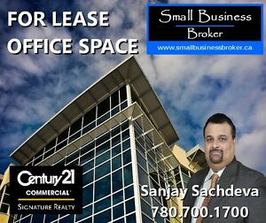 Modern Office Space For Rent - South Edmonton
