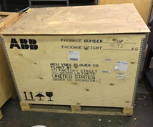 ABB M3BP 225 SMB 45kW 55kW 60hp 74hp Electric Motor 3GBP222032-ADG NEW 1743rpm