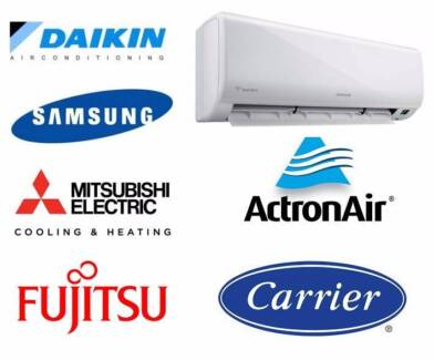 Air Conditioning Supply and Install Split Systems Air Con