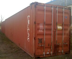 Used Shipping Containers available London Ontario image 3