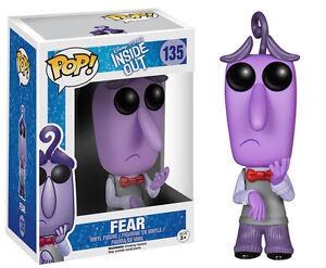 Vice Versa figurine figurine figurine POP Vinyl Inside Out Fear 3 1 2in collector Peur Funko No. c71afd