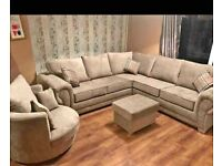 BRAND NEW VERONA CHESTERFIELD CORNER AND 3+2 SOFAS AVAILABLE IN STOCK.ORDER NOW