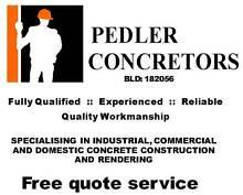 Pedler Concreting Services Adelaide CBD Adelaide City Preview