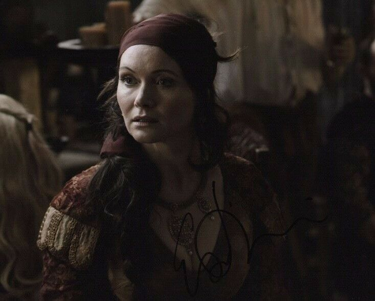 Essie Davis Game of Thrones Autographed Signed 8x10 Photo COA #2