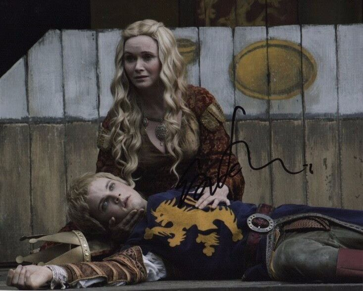 Essie Davis Game of Thrones Autographed Signed 8x10 Photo COA #1