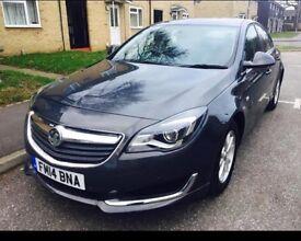 2014 Vauxhall insignia 2.0 Ecoflex £0 Road tax Uber ready PCO Registered