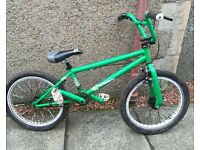 BMX in good conditions