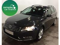 £164.25 PER MONTH 2011 VW PASSAT 2.0 TDi 140 BMT SE ESTATE 5 DR DIESEL MANUAL