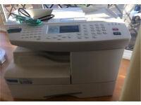 Samsung Laser Fax & Copier SF830
