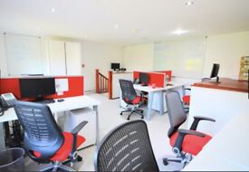 Desk space available on High street office in Putney
