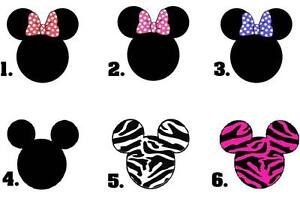 Nail-Decals-Art-Set-of-20-Mickey-or-Minnie-Mouse-Ears-You-Choose-the-Design
