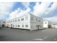 2040 Square Foot unit in Hillington - Comprises of workshop/industrial and office space