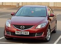 *LOW MILEAGE* MAZDA 6 2.0L 1 P OWNER FSH, New CLUTCH NOT FORD MONDEO, SAAB 9-3, VOLVO S40 S60