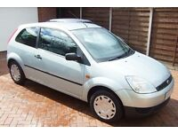 Cheap Ford Fiesta 1.2 Long Mot Full Service History Low Mileage 2 Owners Px corsa Golf Astra Polo